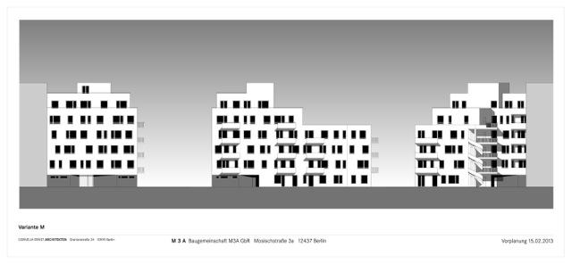 Fassade M3A